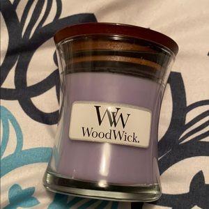 Woodwick Lavendar Candle